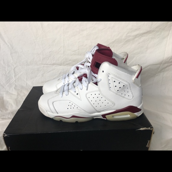newest a2171 c0b95 Air Jordan 6 Retro Maroon